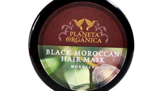 PLANETA ORGANICA – Black Moroccan Hair Mask