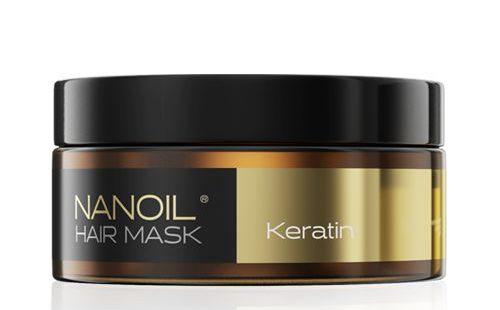 NANOIL – KERATIN HAIR MASK